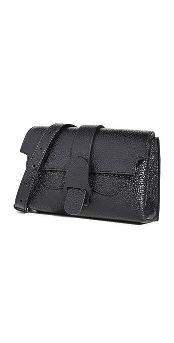 Senreve Aria Belt Bag - Charcoal
