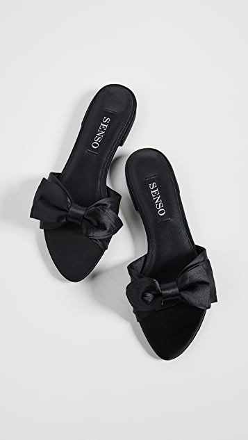 SENSO Zilda Bow Slides