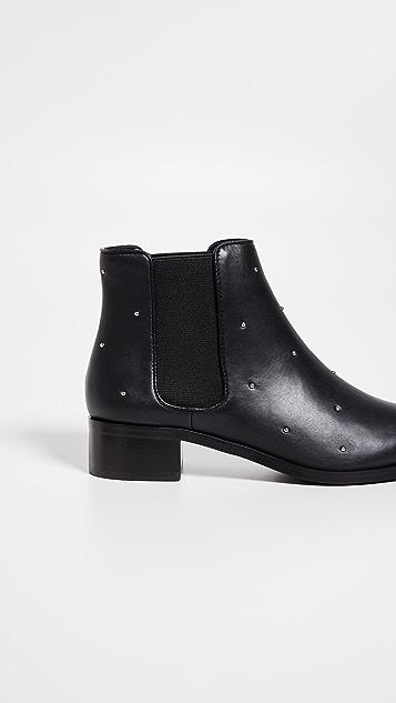SENSO Lucy Block Heel Booties