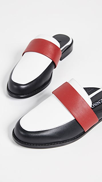 SENSO Cecile Step Down Loafers