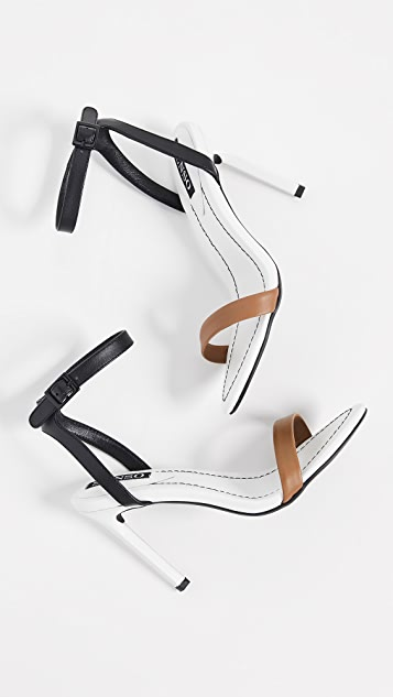 SENSO Tyra IV Ankle Strap Sandals