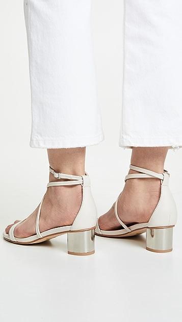 SENSO Jemini 粗跟凉鞋