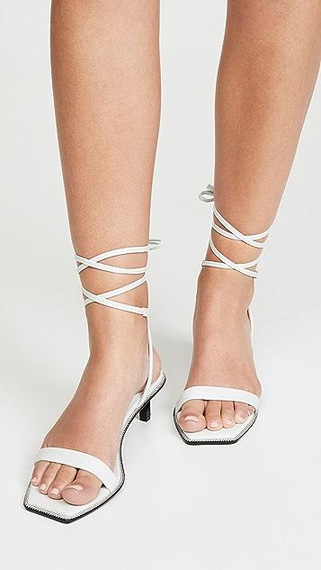 SENSO Jessica Strappy Sandals