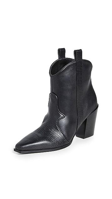 SENSO Quillan 西部风格靴子
