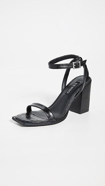 SENSO Roza 绑带凉鞋