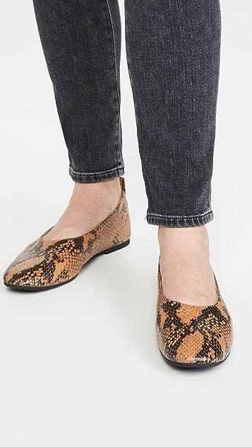 SENSO Daphne 芭蕾舞平底鞋