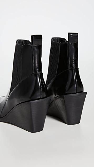 SENSO Weston Wedge Chelsea Boots