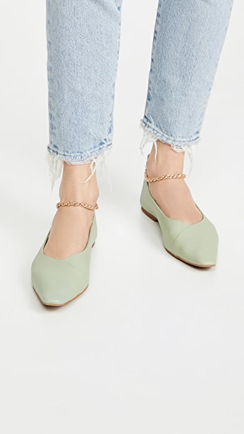SENSO Aubree I 芭蕾平底鞋