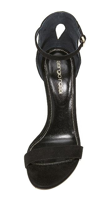 Sergio Rossi Blink Sandals