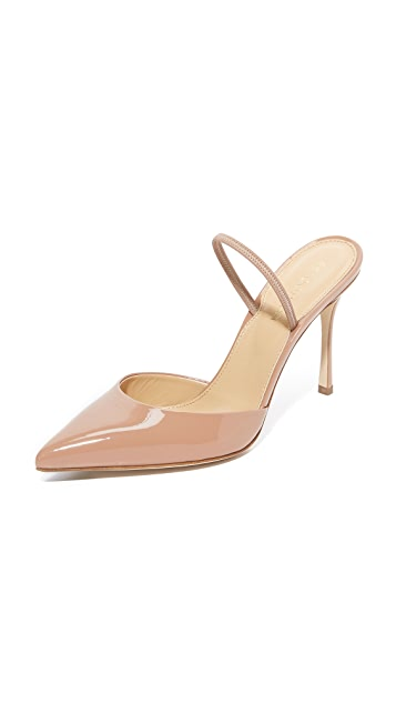Sergio Rossi Sling pumps calfskin Finished m0a6WedX