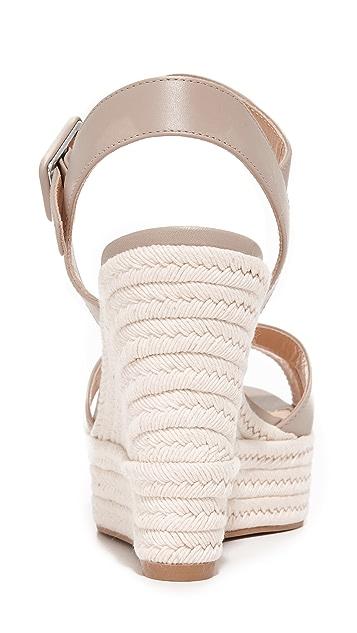 Sergio Rossi Maui Espadrille Sandals