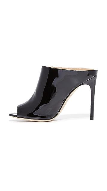 Sergio Rossi Madame Slide Heels