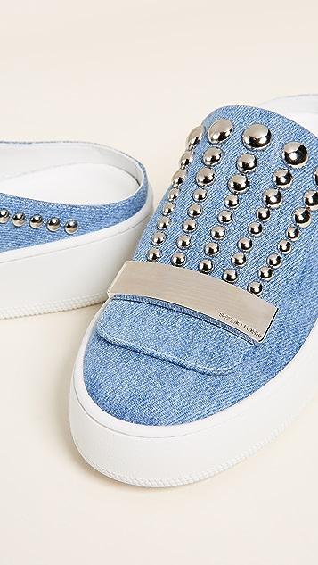 Sergio Rossi Addict Sneaker Mules