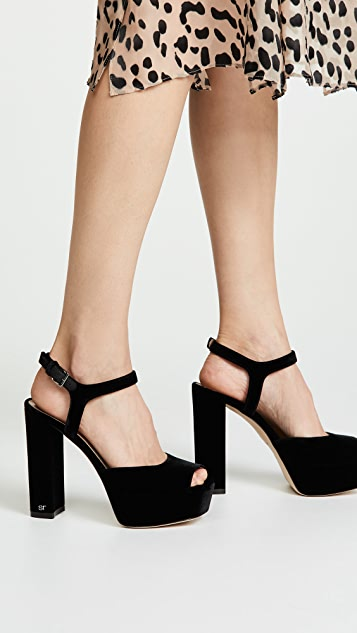 Sergio Rossi Monica Strappy Sandals