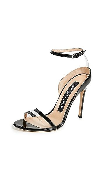 Sergio Rossi Karen Strappy Sandals
