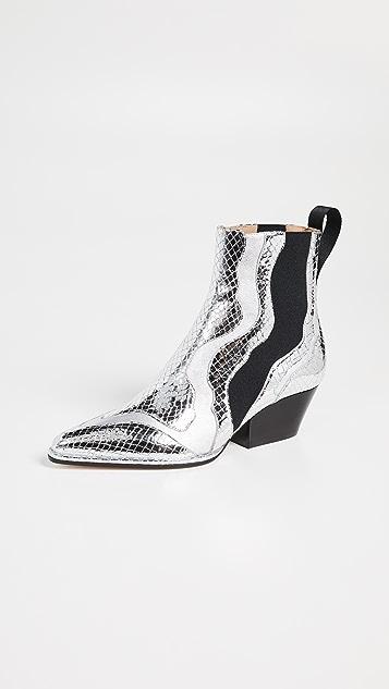 Carla Boots by Sergio Rossi