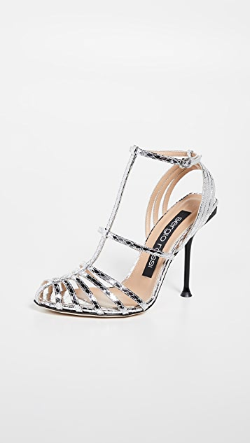 Sergio Rossi Milano 105mm Sandals