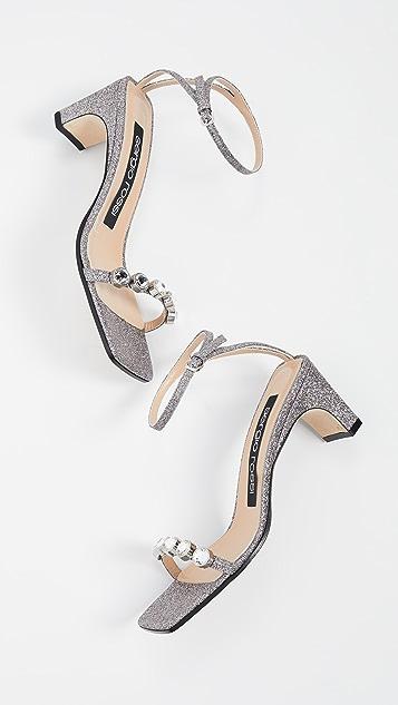 Sergio Rossi SR Sandals