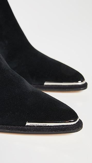 Sergio Rossi Carla 短靴