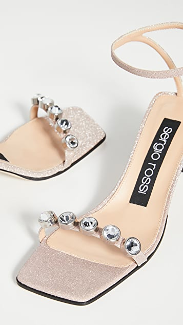 Sergio Rossi SR1 凉鞋