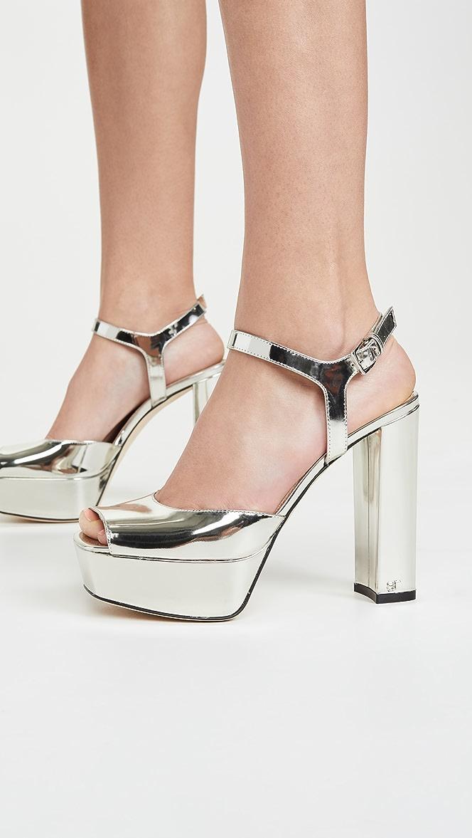 Sergio Rossi Monica Platform Sandals