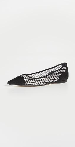 Sergio Rossi - 芭蕾舞平底鞋