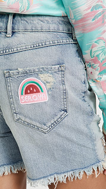 SER.O.YA Mia 短裤