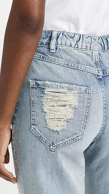 SER.O.YA Maggie Mid Rise Jeans