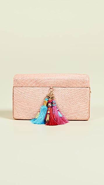 Serpui Marie Colette Buntal Mini Bag