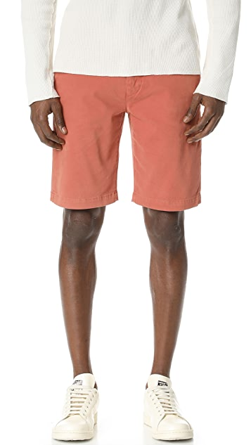 7 For All Mankind Performance Chino Shorts