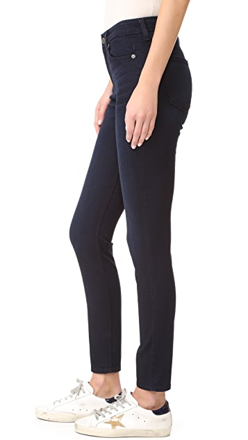 7 For All Mankind b(air) HW Skinny Jeans
