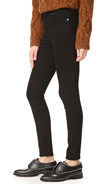7 For All Mankind The Ankle Stirrup Skinny Jeans