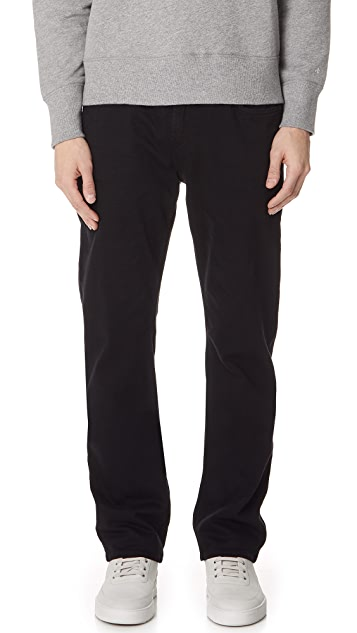 7 For All Mankind The Straight Jeans