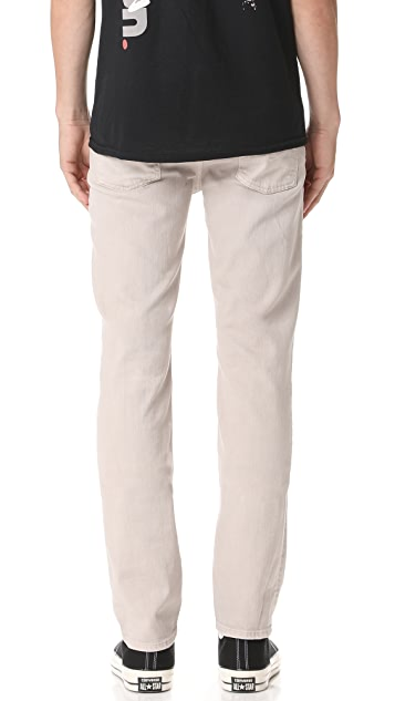 7 For All Mankind Slimmy Luxe Perfect Colored Denim Jeans