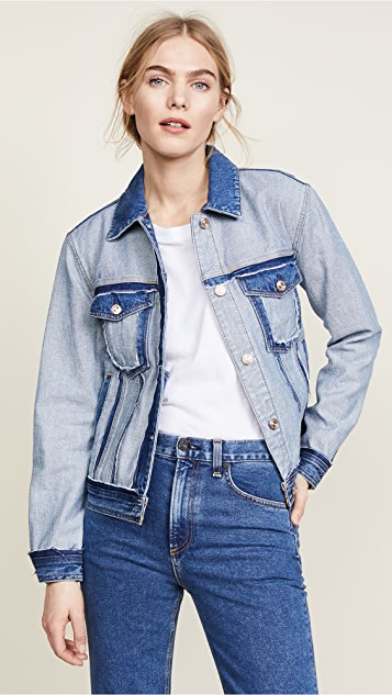 7 For All Mankind Boyfriend Jacket