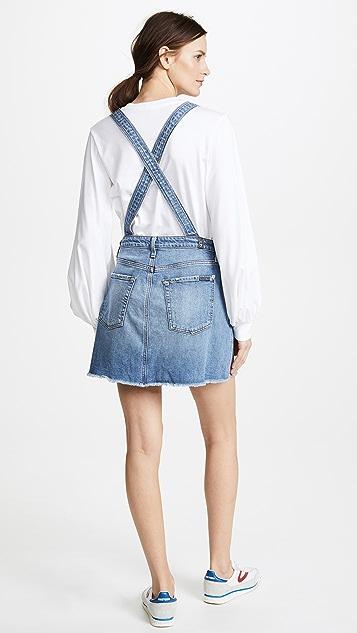 7 For All Mankind Mini Dress