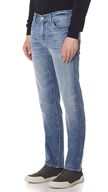 7 For All Mankind Slimmy Clean Pocket Denim Jeans