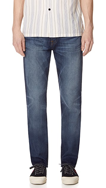 7 For All Mankind Straight Jeans