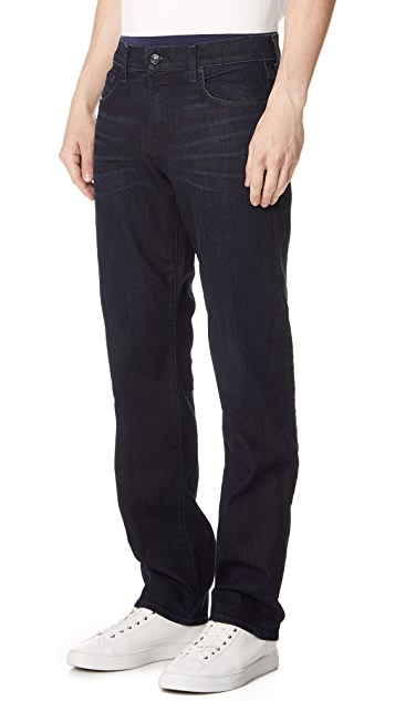7 For All Mankind Standard Jeans