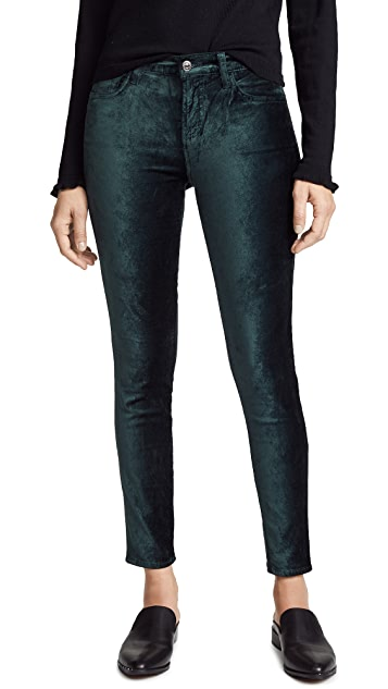 7 For All Mankind The Velvet Ankle Skinny Pants | SHOPBOP