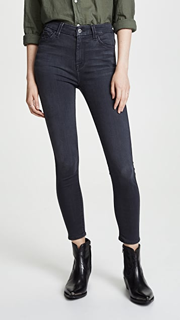 shop for genuine the cheapest durable modeling The B(air) High Waisted Ankle Skinny Jeans