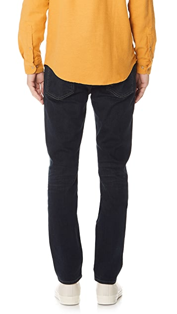 7 For All Mankind Paxtyn Clean Pocket Jeans