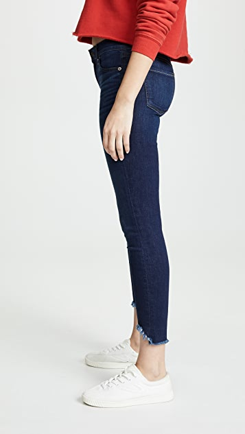 7 For All Mankind The Ankle Skinny Jeans