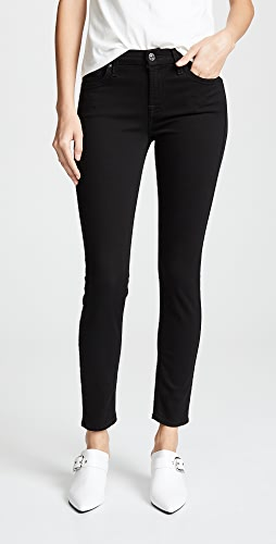 7 For All Mankind - (b)air Ankle Skinny Jeans