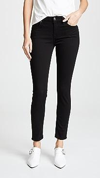 (b)air Ankle Skinny Jeans