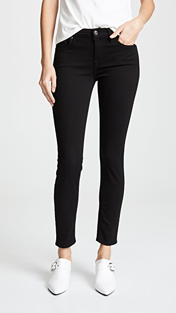 7 For All Mankind (b)air Ankle Skinny Jeans