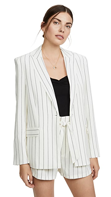 7 For All Mankind Boyfriend Blazer
