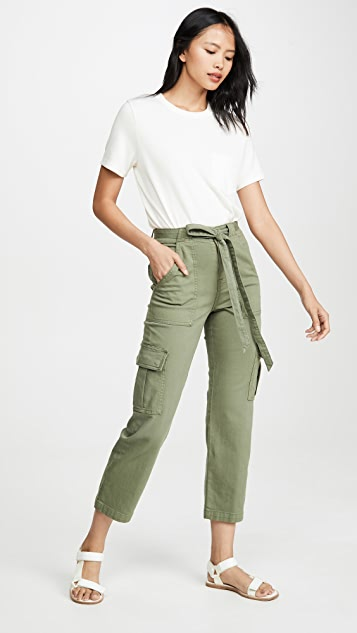 7 For All Mankind Брюки Utility
