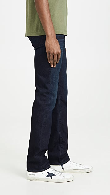 7 For All Mankind Slimmy Airweft Jeans in Perennial Wash