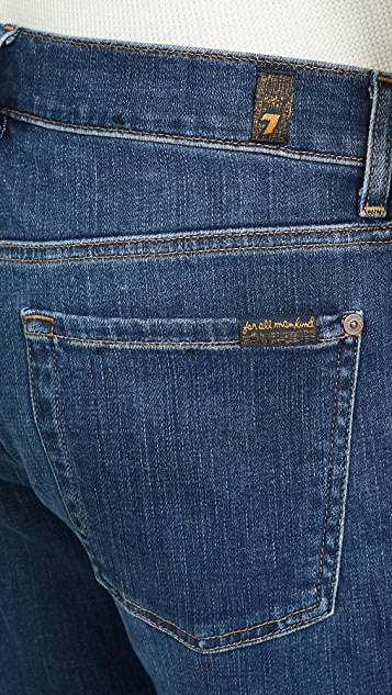 7 For All Mankind Slim Taper Adrian Jeans